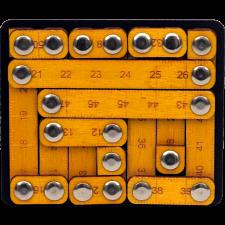 Constantin Puzzles: Tough Measures -