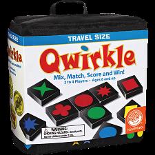 Travel Qwirkle -
