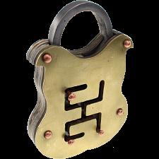 Schiebeschloss - Metal Sliding Lock -