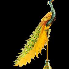 Metal Earth: Iconx 3D Metal Model Kit - Peacock -