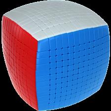12x12x12 Pillow-Shaped - Stickerless Cube -