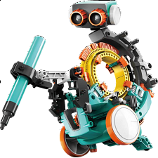 5-in-1 Mechanical Coding Robot -