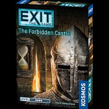 Exit: The Forbidden Castle (Level 4) -