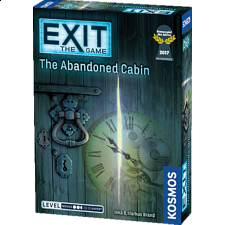 Exit: The Abandoned Cabin (Level 2.5) -