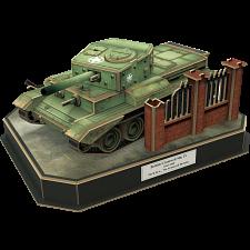 Armibuild Cromwell Mk. IV Tank - 3D Push-Fit Model -