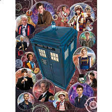 Doctor Who: The Doctors -