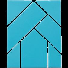 Pocket Puzzlers: Tangram -
