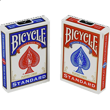 Bicycle Deck Standard Poker Cards -
