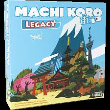 Machi Koro: Legacy -