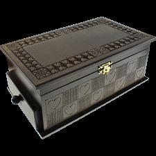 Heart Trick Box - Large -