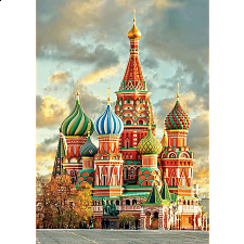 St Basil's Cathedral, Moscow -