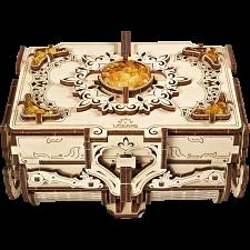 Mechanical Model - Amber Box -