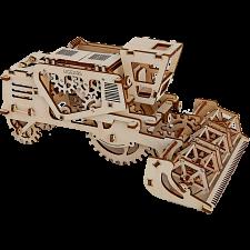 Mechanical Model - Combine Harvester -