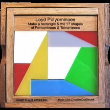 Loyd Polyominoes -