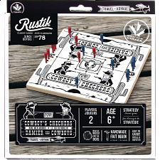 Cowboy's Checkers - Travel Game -