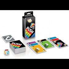 Push Card Game -