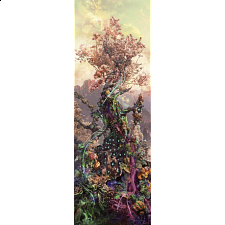 Enigma Trees: Phosphorus Trees - Vertical Panorama -