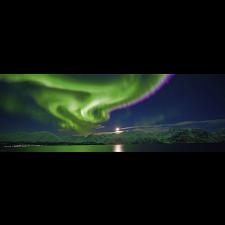 AVH Panorama: Polar Light -