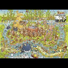 Funky Zoo: Australian Habitat -