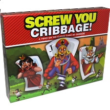 Screw You Cribbage! -