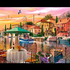 Sunset Harbour -