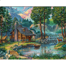 House by the Lake -