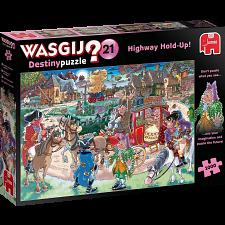 Wasgij Destiny #21: Highway Hold-Up! -