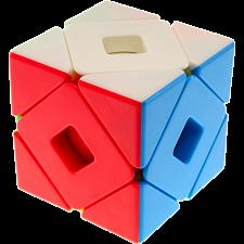 MFJS Meilong Double Skewb Cube - Stickerless -