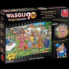 Wasgij Original #32: The Big Weigh In! -