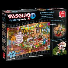 Wasgij Mystery #16 : Birthday Surprise! -