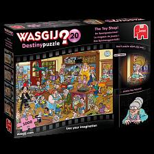 Wasgij Destiny #20 : The Toy Shop -