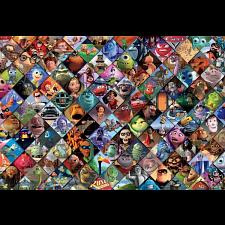 Disney Pixar: Clips - Large Piece -