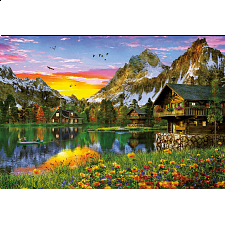 Alpine Lake -