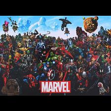 Marvel Cast -