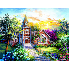 A Tranquil Setting -