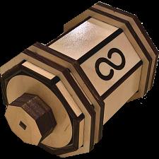 Solaris Puzzle Box -