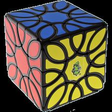Sunflower Cube - Black Body -
