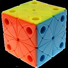 limcube Morpho Marinita-Stickerless (Skewb-Core + 2x2x2 Cutting) -