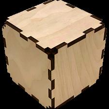 Vega Cube Puzzle Box -