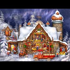 Santa's Barn -
