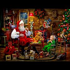 Santa's Visit -