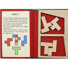 Puzzle Booklet - Leon 2 -