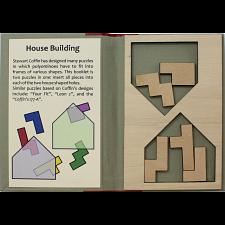 Puzzle Booklet - House Building -