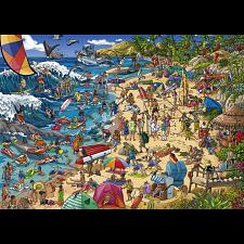 Seashore - Birgit Tanck -