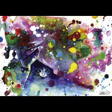 Free Colours: Meow -