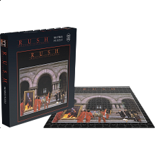 Rock Saws: Rush - Moving Pictures -