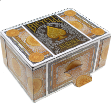 """""""The Verso"""" - Playing Card Puzzle Box -"""