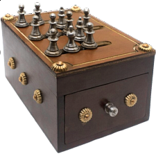 Chess Box (Schachbox) -
