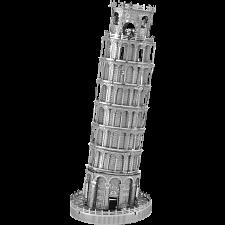 Metal Earth: Iconx 3D Metal Model Kit - Leaning Tower of Pisa -