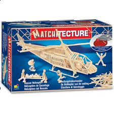 Matchitecture: Rescue Helicopter - Starter Kit -